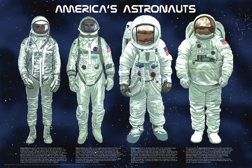hazards of being an astronaut - photo #37
